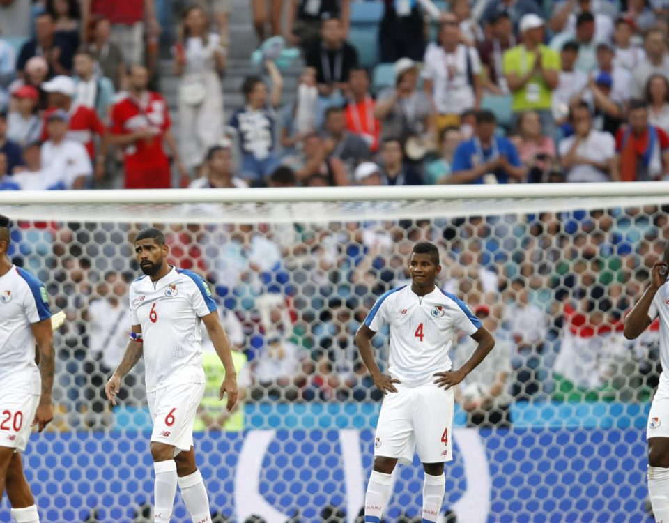 Bélgica le ganó a Panamá 3 goles a 0