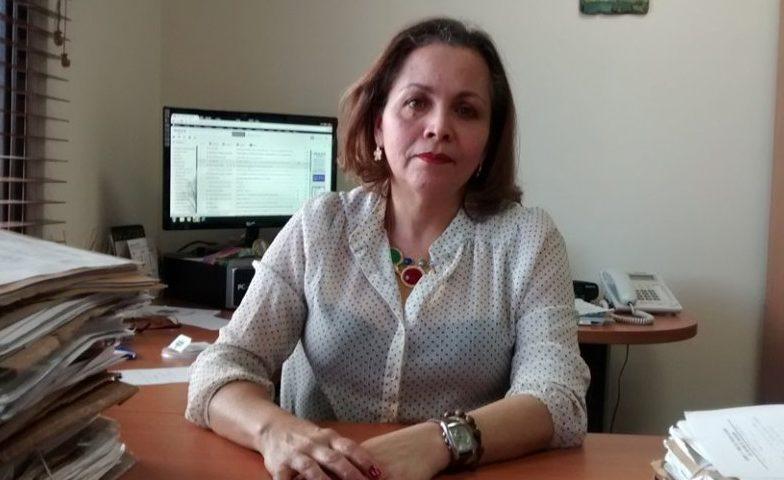 Juez Teresita Barrera Madera