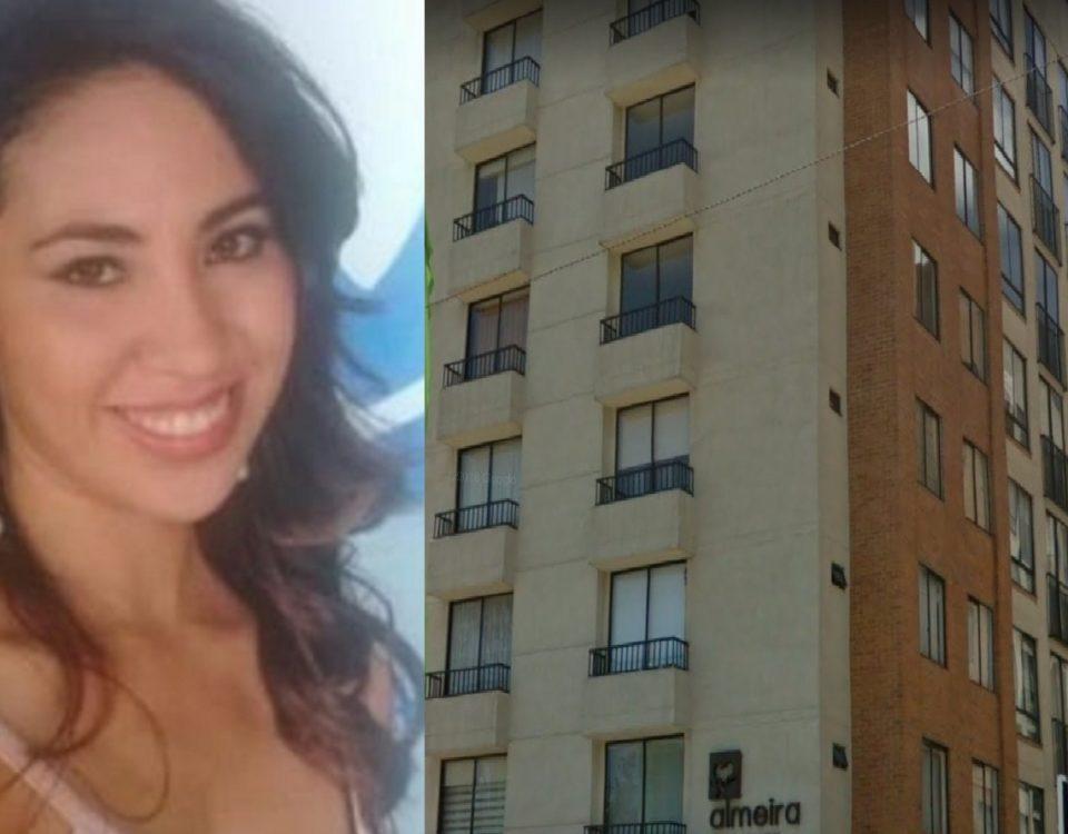 Jennifer Andrea Plazas, perdió la vida al ser lanzada desde un octavo piso.