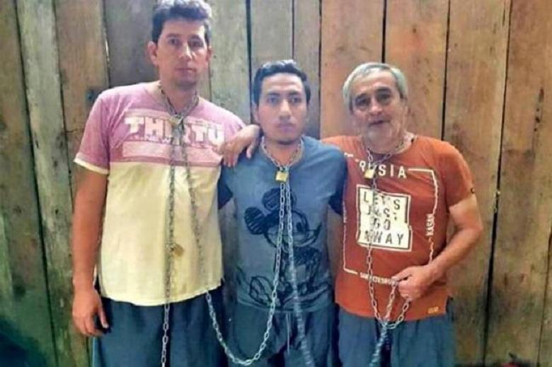 Periodistas secuestrados por un grupo de disidentes de las Farc
