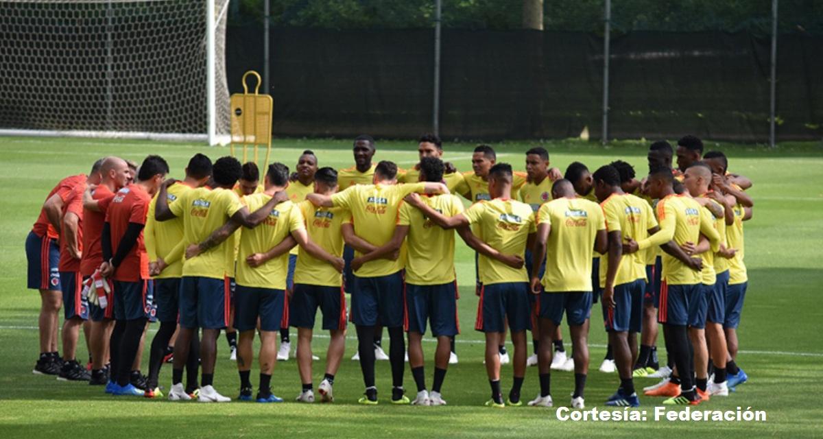 Selección Colombia rumbo al Mundial