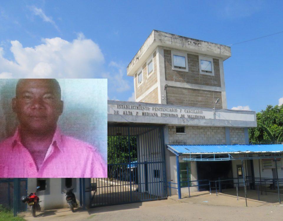 Aristófanes Bello Blanco lleva 9 años en la cárcel y desde este lugar clama que se revise su casa, al que califica como una injusticia.