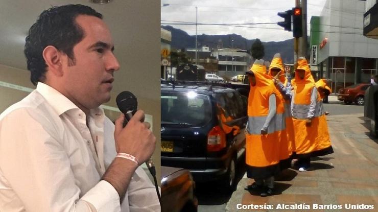 Concejal Rolando González, asegura que los Conos se rajaron.