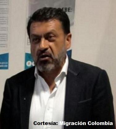 Mauricio Parra Rodríguez.