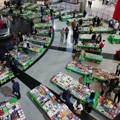 Más de 40.000 personas ya visitaron el Outlet del libro en el Centro ...