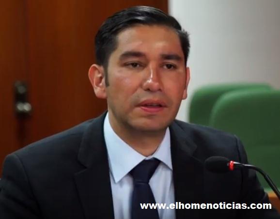 Luis Gustavo Moreno.