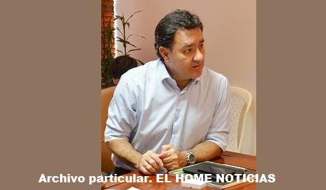 Carlos Mario Álvarez, exalcalde de Armenia.