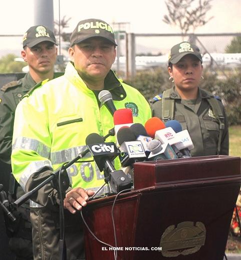 General Humberto Guatibonza.