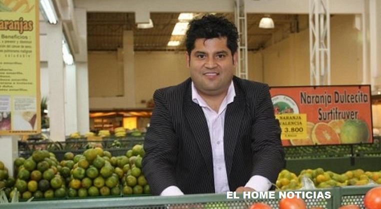 hony Alonso Orjuela Pardo. Frutas