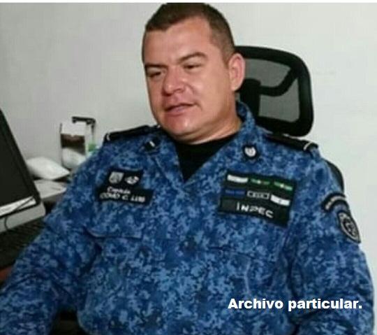 Mayor Luis Fernando Perdomo..