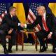 Reunión Donald Trump e Iván Duque