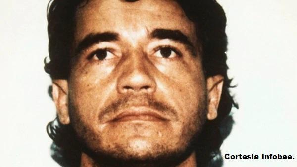 Carlos Lehder, cofundador con Pablo Escobar del Cartel de Medellín, quien paga condena en Estados Unidos.