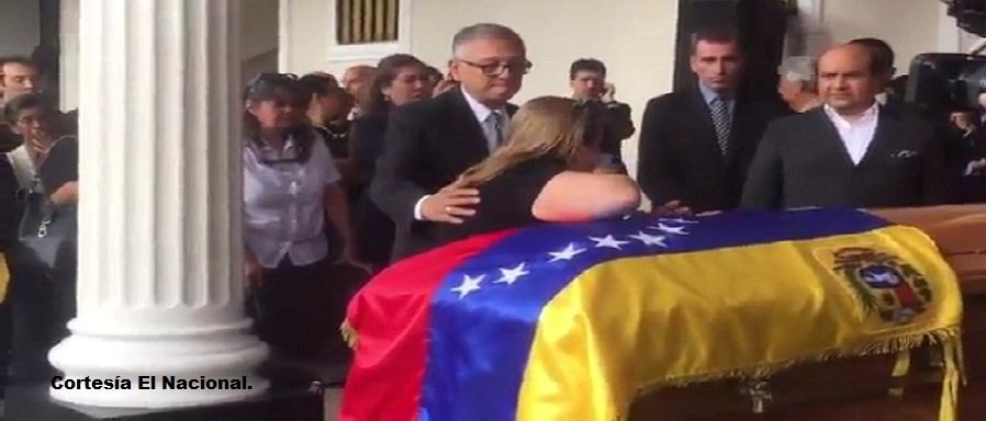 La ONU investigará el fallecimiento de Fernando Albán tras ser detenido por el Servicio de Inteligencia Bolivariano.