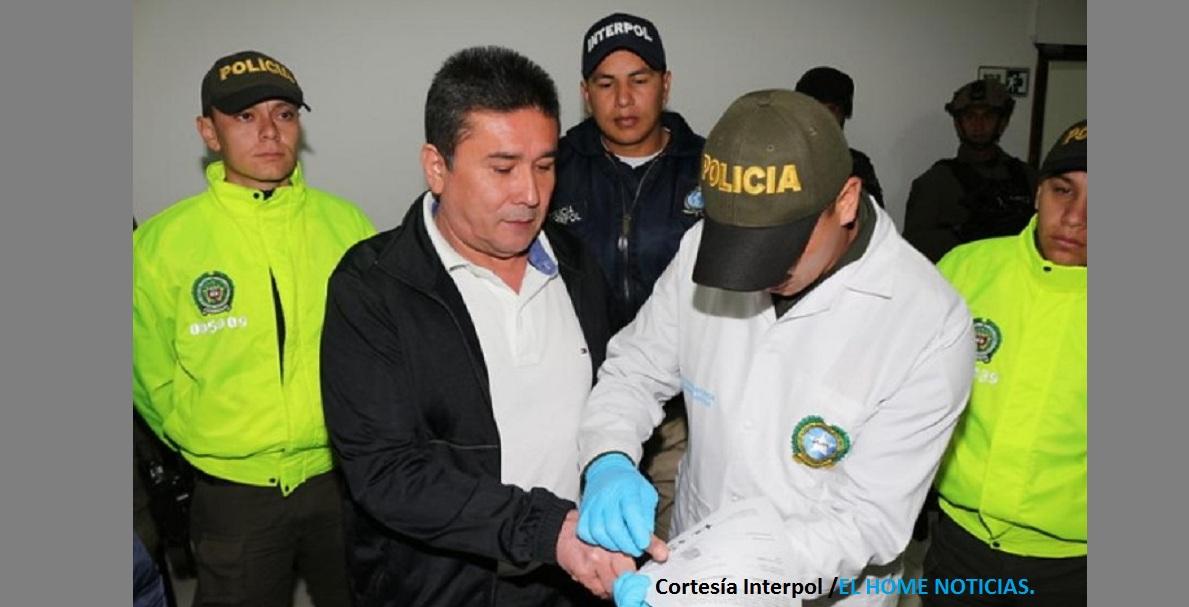 Pedro Nel Rincón, alias Pedro Orejas.
