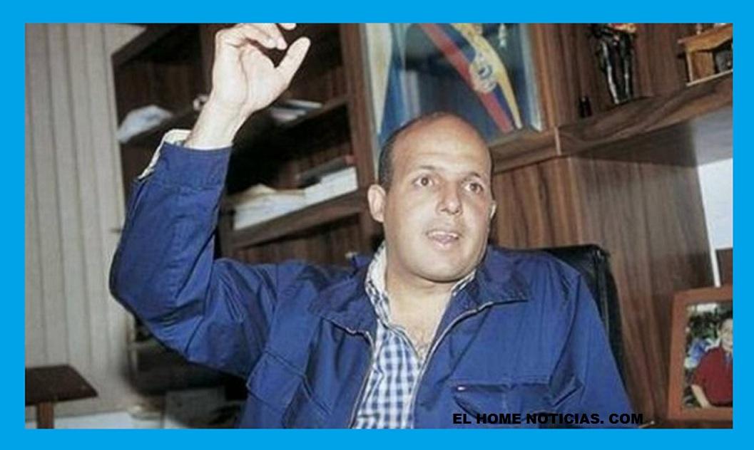 Alejandro Andrade Cedeño, quien pasó de ser escolta de Hugo Chávez a tesorero de Venezuela, Estados Unidos lo responsabilizó de lavar 1.000 millones de dólares.