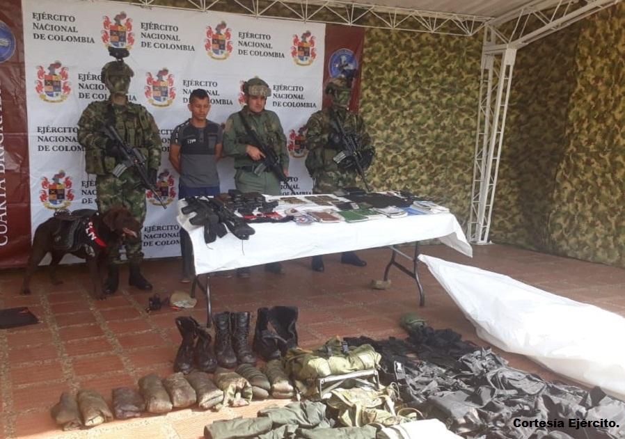 Rumaldo Barrientos, 'el Gurre', es responsable del asesinato de 60 líderes sociales en Antioquia.