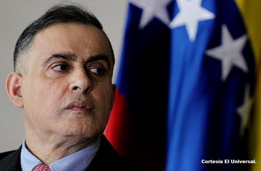 Tarek William Saab, fiscal de la República,