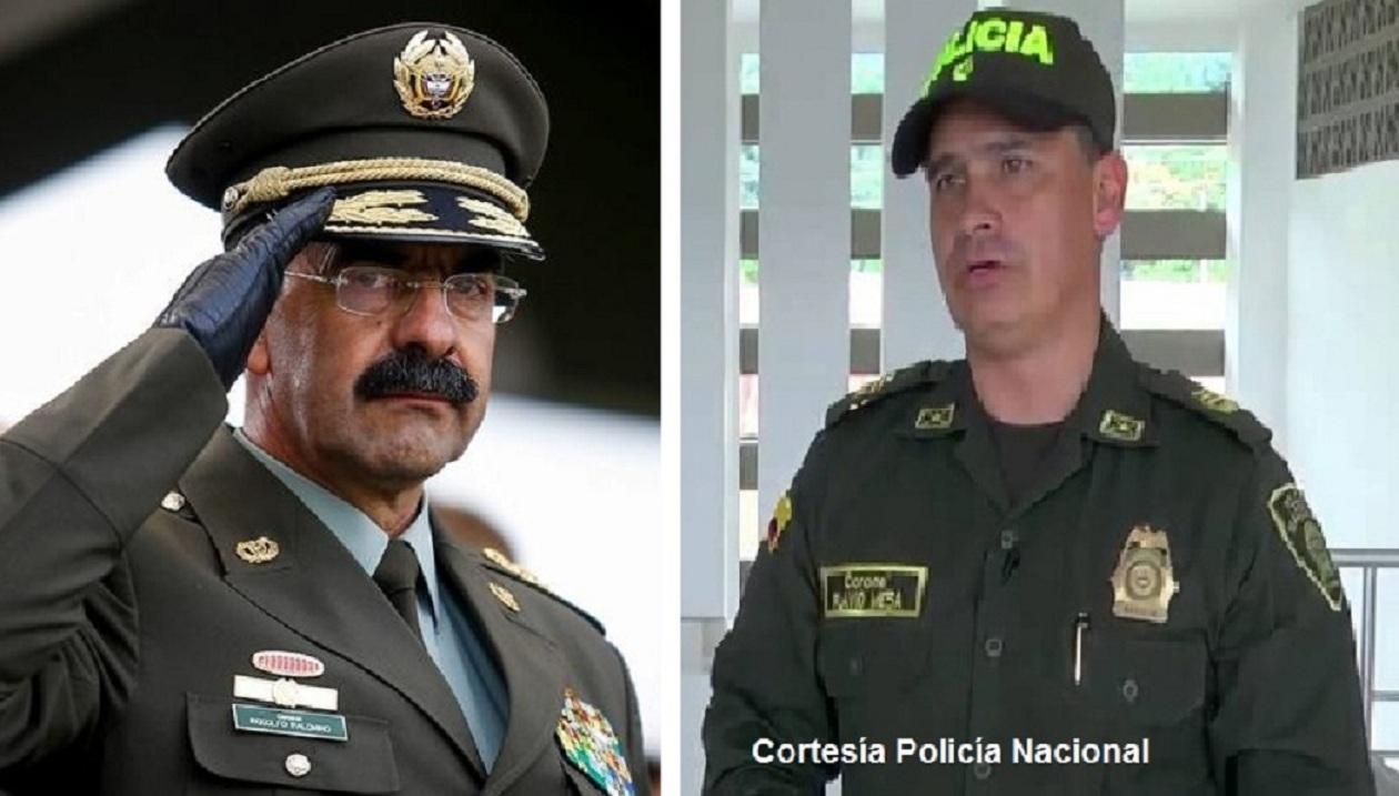 General Rodolfo Palomino.
