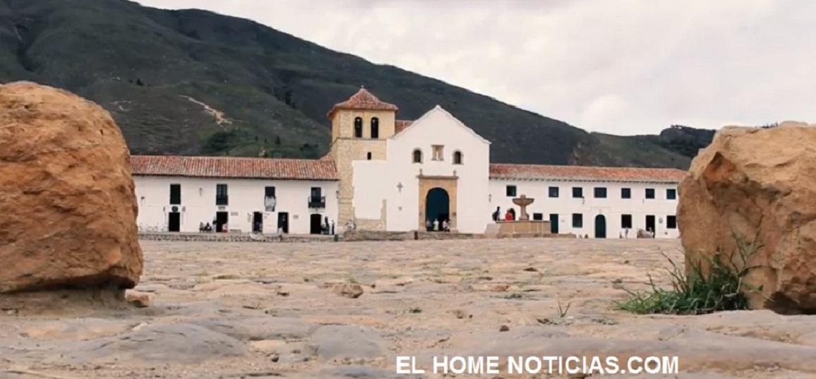 Plaza Mayor de Villa de Leyva.