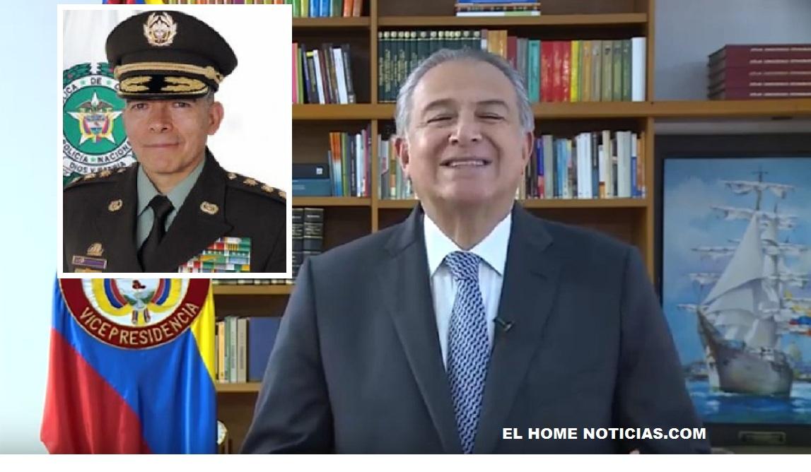 El nombramiento del general Óscar Atehortua Duque se estima que fue una maniobra del exviceprsidente Óscar Naranjo para seguir ejerciendo su poder en la Policía.