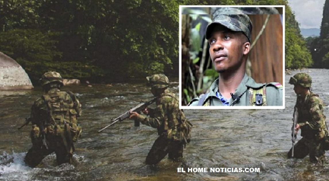 Alias Guacho murió durante un operativo de fuerzas conjuntas de Fuerzas Militares y Policía.
