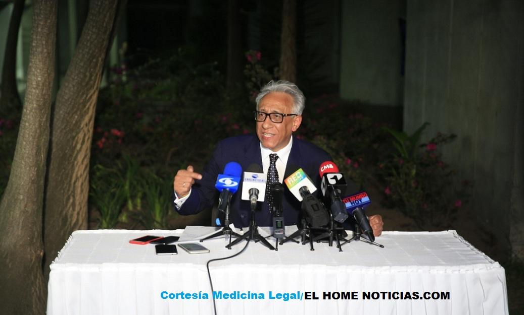 Carlos Eduardo Valdés renunció a su cargo de director de Medicina Legal.