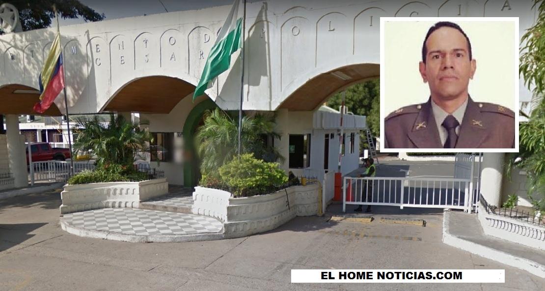 El capitán de la Policía Eduardo Andrés Merchán Prieto, fue detenido por agentes del CTI de la Fiscalía en Riohacha.