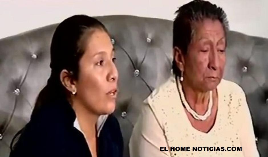 Jenny Palomino, hermana del subintendente Giovanny Palomino Quivano, quien murió tras sufrir graves quemaduras en un ataque de contrabandistas en Maicao, Guajira.