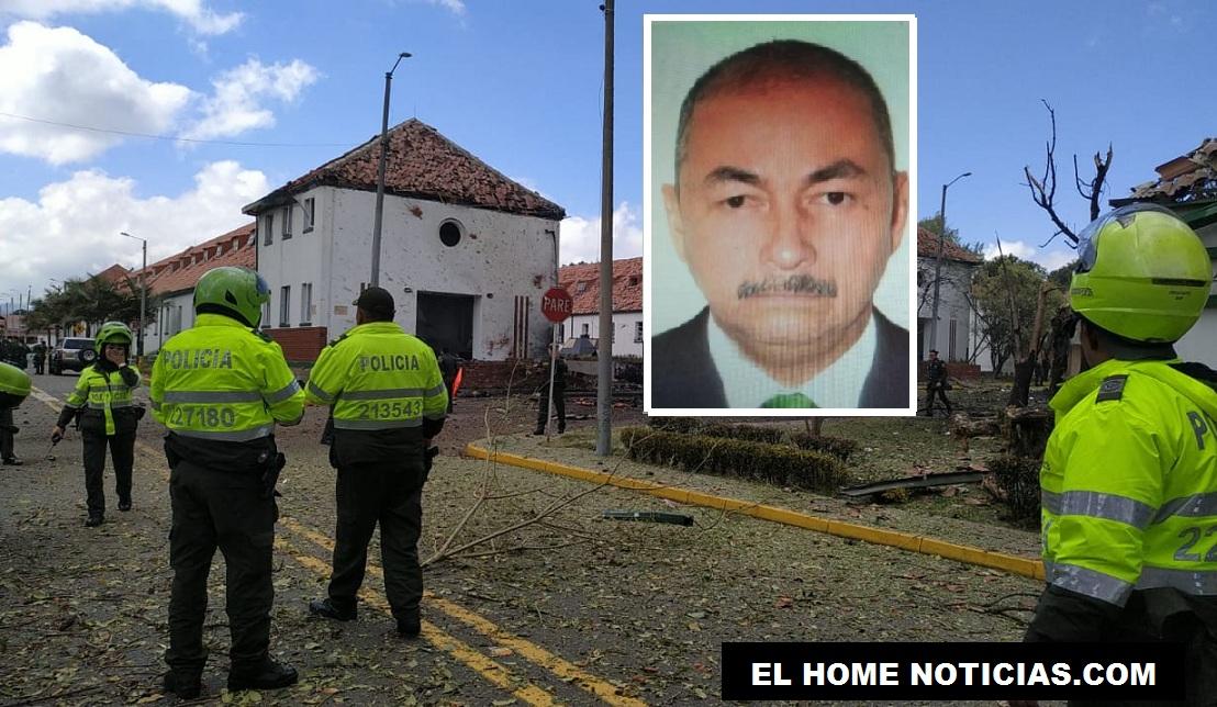 Cómo José Aldemar Rojas Rodríguez fue identificada la persona responsable de atentado en la Escuela de Cadetes General Santander.