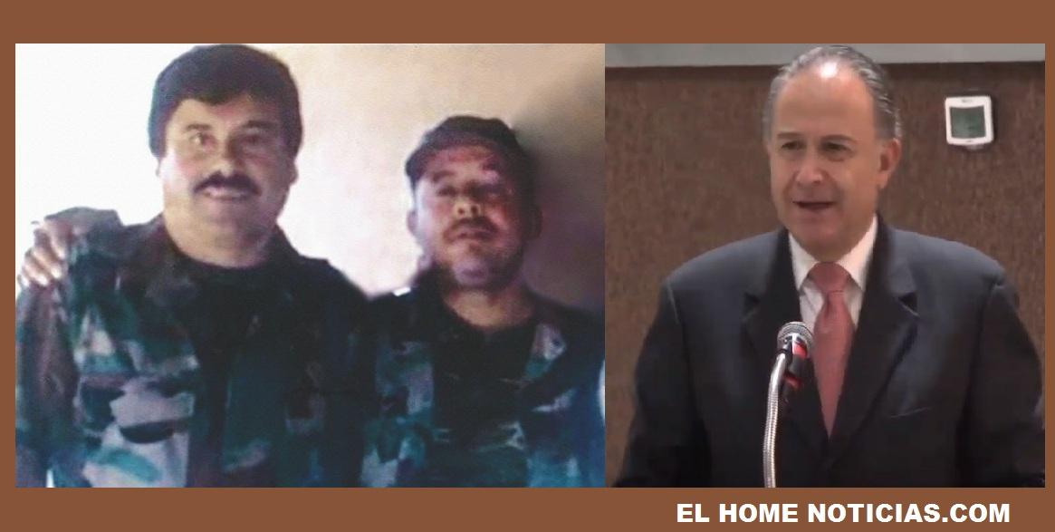 Joaquín 'Chapo' Guzmán Loera y Hildebrando Alexánder Cifuentes Villa, alias Álex Cifuentes. Este último que le pasaba una mesada mensual al general Óscar Naranjo para que protegiera a su familia.