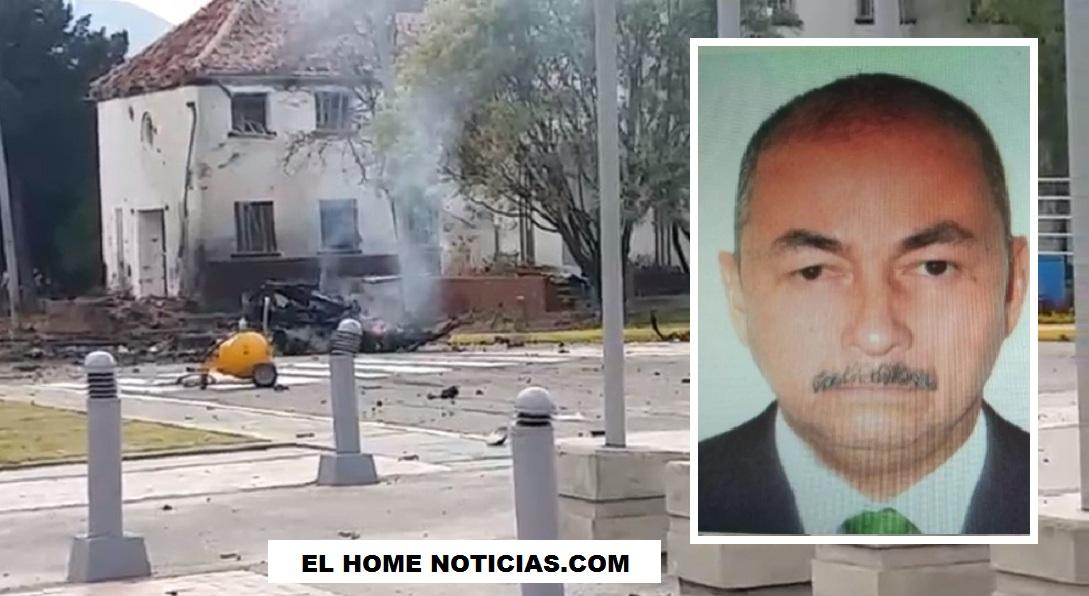 José Aldemar Rojas Rodríguez, alias el Mocho, fue quien ejecutó el atentado terrorista a la Escuela de Cadetes de la Policía General Santander, en Bogotá.