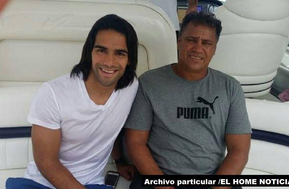 El fútbol colombiano está de luto a porr la muerte del exfutobolista Radamel García King, padre de Radamelo Falcao García, actual atacante del Mónaco.