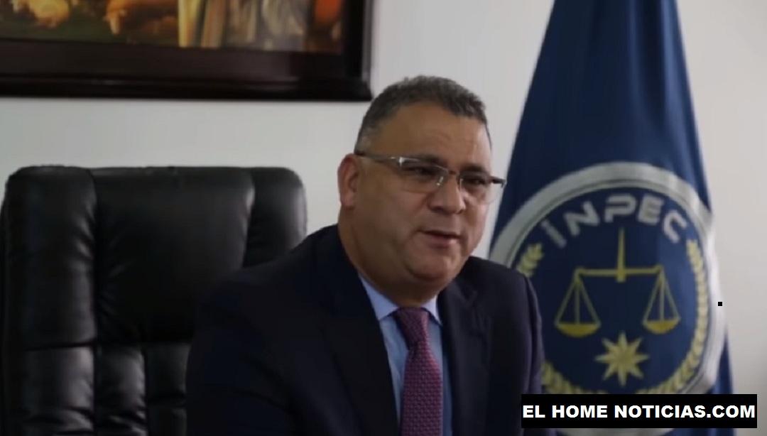 Cesár Augusto Ceballos, director de la cárcel La Modelo de Bogotá, denunció extrañas llamadas desde la Fiscalía.