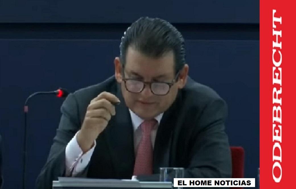 Luis Carlos Sarmiento Gutiérrez declaró en la audiencia contra José Elías Melo.