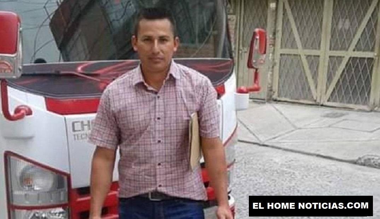 Wilson Arévalo Hernández, comerciante de Arauca, acusado de ser cómplice de alias el Mocho Kiko, responsable del carro bomba.