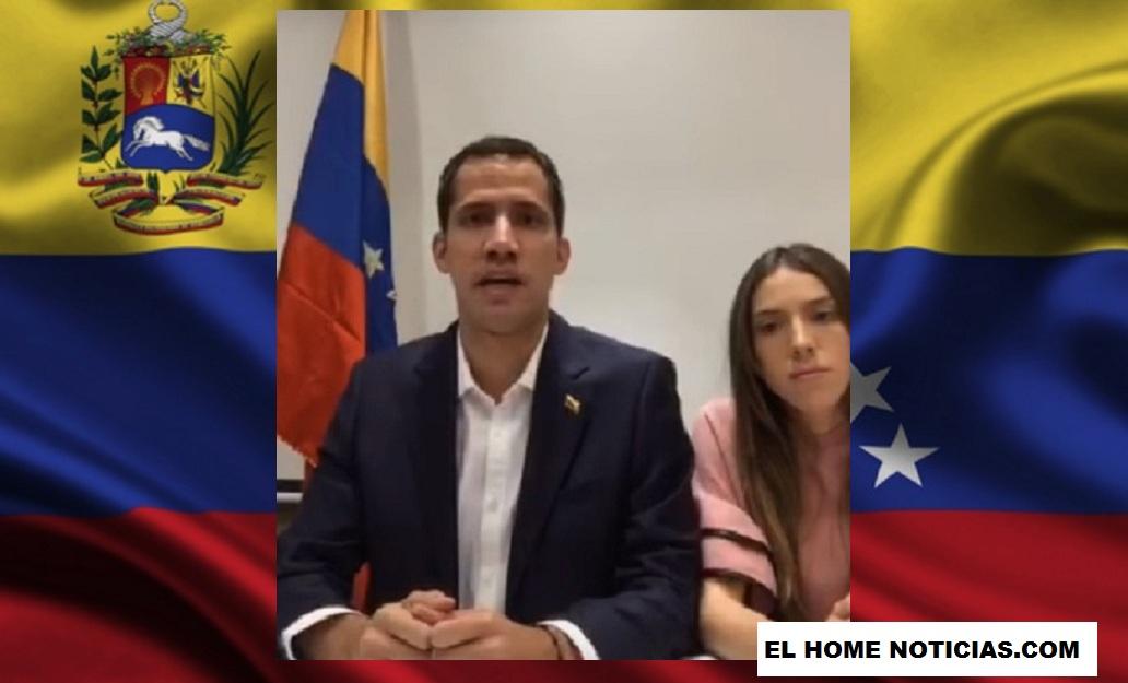 Presidente Juan Guaidó.