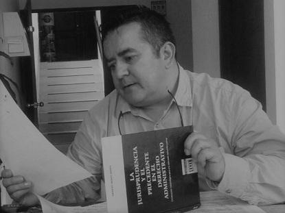 Abogado Wilfer García Pinzón, columnista del HOME NOTICIAS.