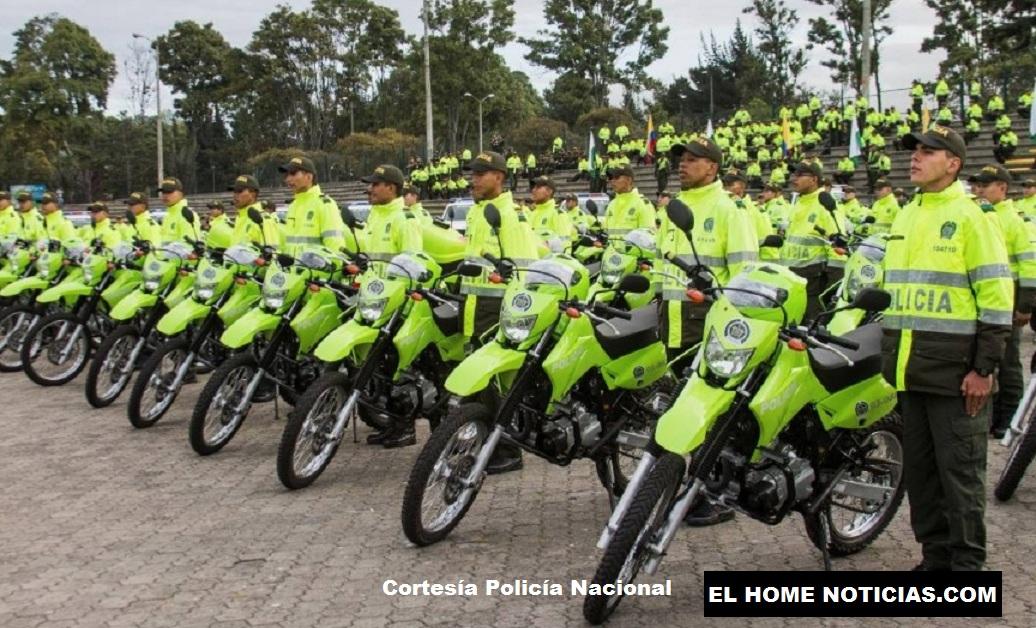 La Policía Nacional afronta el retiro masivo de uniformados con más de 20 años de experiencia. Los que decidieron no continuar. Al tiempo la institución hace nuevas convocatorias.