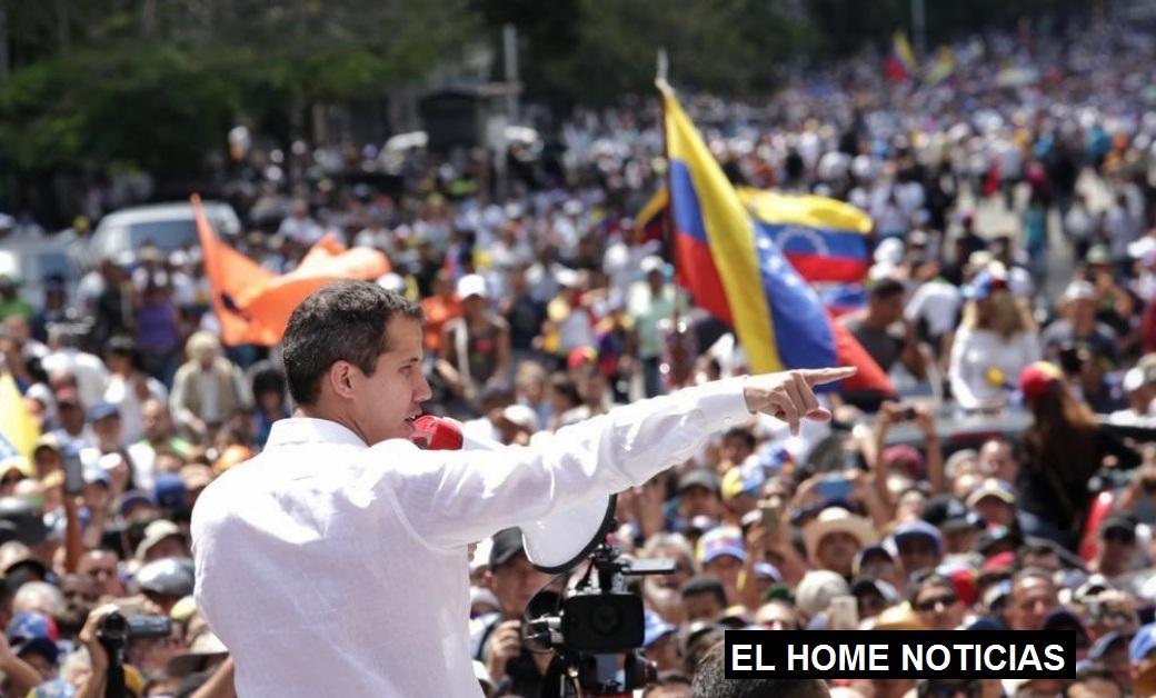 Juan Guaidó, en la lista de los mejores.