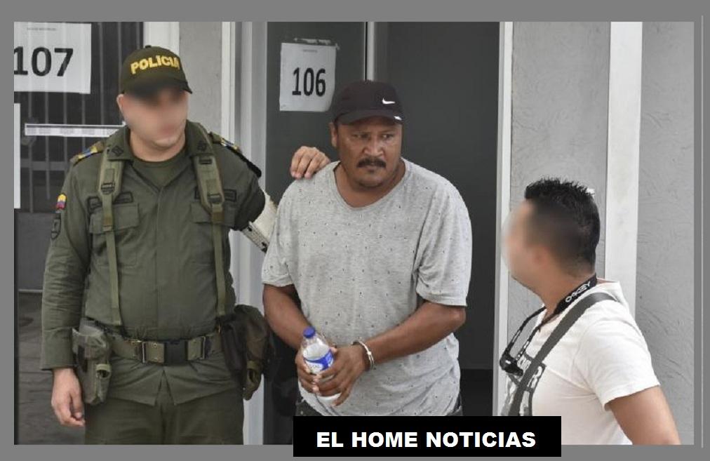 Como Jimmy Mejía González fue identificada la persona capturada por las autoridades, acusada de participar en la turba que quemó un camión de la Policía Fiscal y Aduanera en La Guajira.