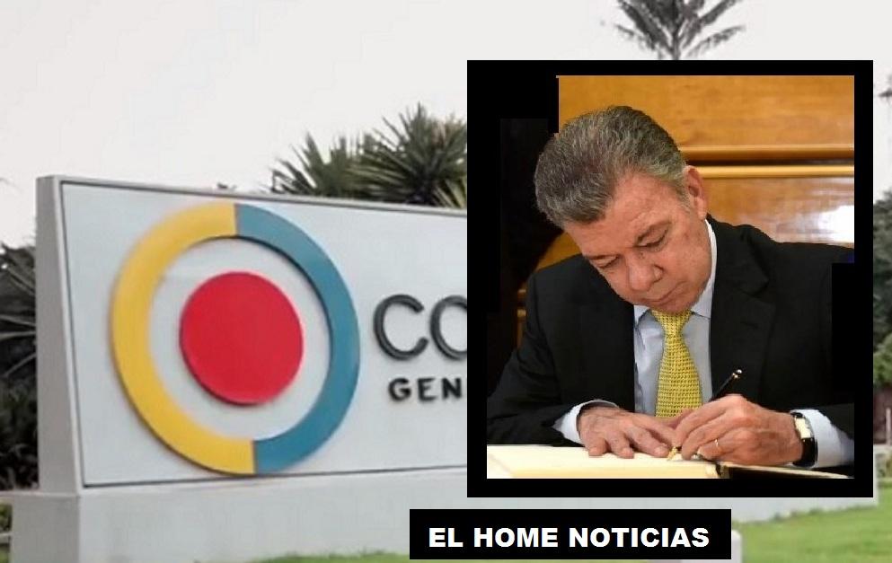 De acuerdo con un informe de la Contraloría entre 2016 y 2018 el gobierno de Juan Manuel Santos firmó más de 700 billones de pesos en contratos a dedo en el país.