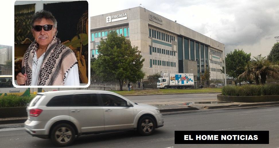 Seuxis Paucias Hernández o Jesús Santrich, fue trasladado por la Fiscalía a los calabozos del Búnker en donde recibirá atención médica durante 24 horas, informó la Fiscalía.