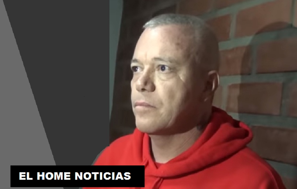 Jhon Jairo Velásquez Vásquez, alias Popeye, jefe de sicario de Pablo Escobar Garviria, acusado de planear la muerte del periodista Guillermo Cano.