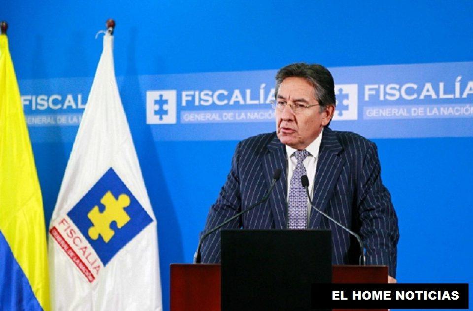 Néstor Humberto Martínez Neira renunció de la Fiscalía al conocer la decisión de la JEP de dejar libre a Jesús Santrich.