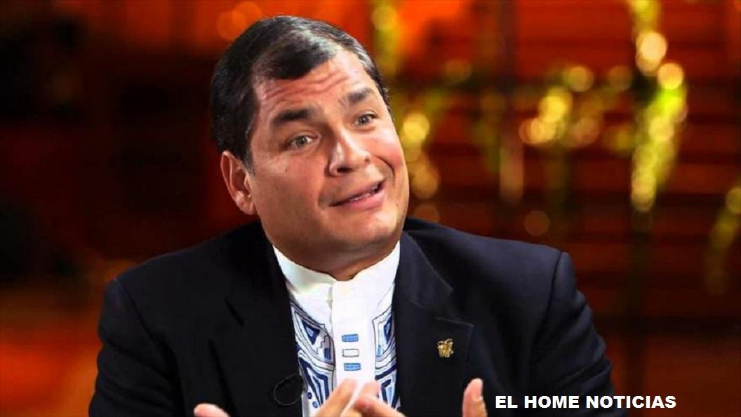 El expresidente Rafael Correa Delgado ahora tiene una nueva investigación, esta vez de oficio, por posible entrada de dineros de Odebrecht a su campaña electoral.