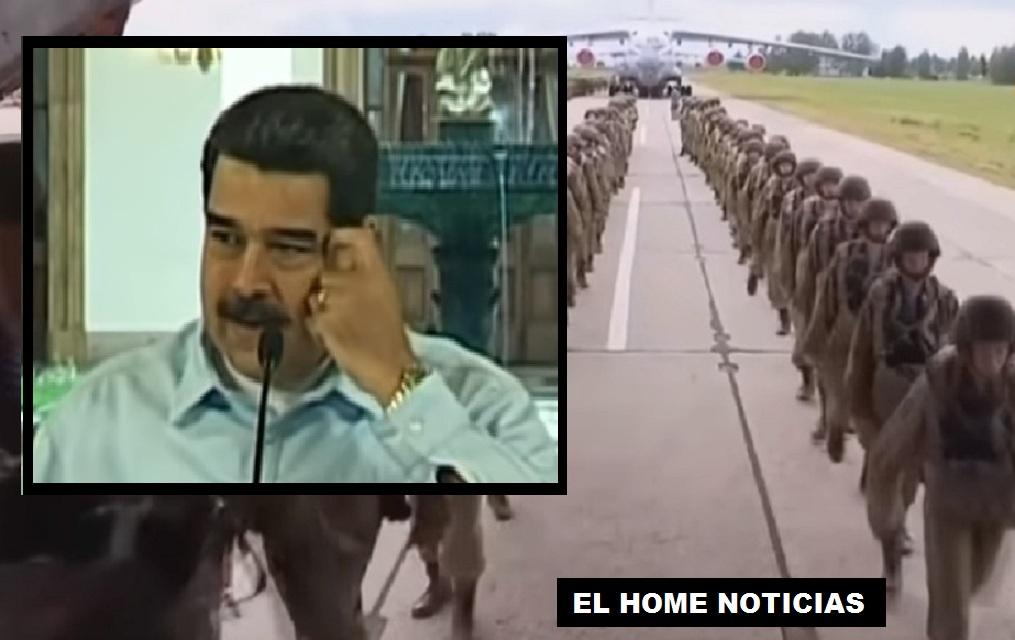 Nicolás Maduros Moros.