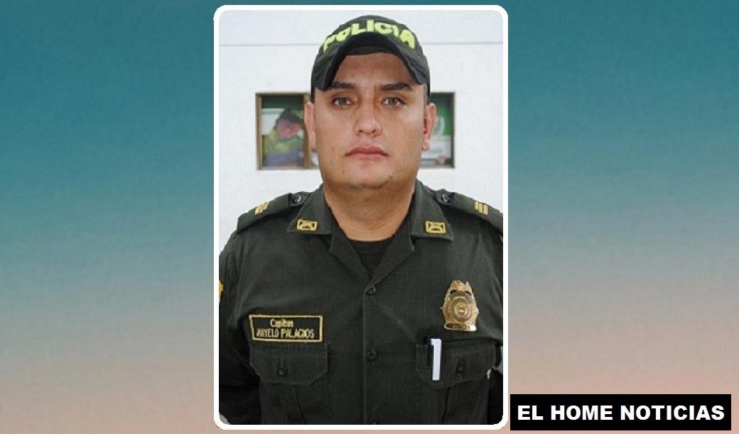 El capitán (r) Ányelo Palacios asegura que lo que está sucediendo es parte de la persecución que hay en su contra, por haber denunciado a los de la 'Comunidad del Anillo'.
