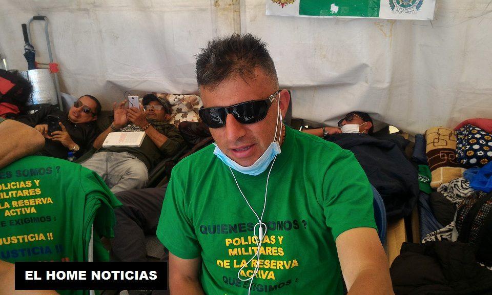 El sargento (r) Luis Fernando Henriquez, oriundo de Pasto, Nariño, pide al presidente Iván Duque, que atienda a los héroes de la Patria que hoy se sienten olvidados.