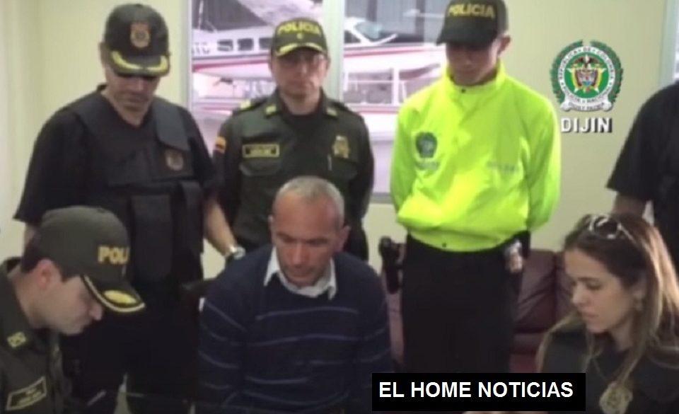 Marcos de Jesús Figueroa García, alias Marquitos Figueroa, se encuentra preso en la Cárcel de Picaleña, en el Tolima.
