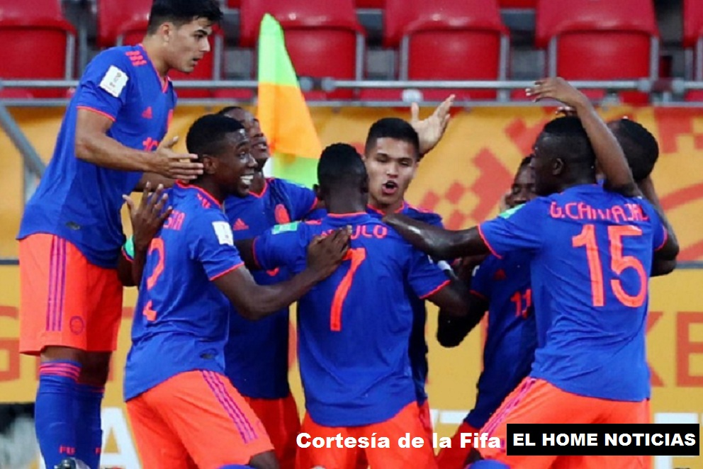 El seleccionado de Colombia Su-20 le ganó a Nueva Zelanda desde el cobro de los 11 pasos 5 goles a 4. Clasifica así a los cuartos de final del Mundial de su catego